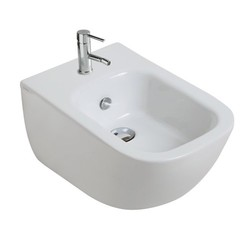 Plus design lavabo 60x48 bagno italiano for Architec bidet sospeso