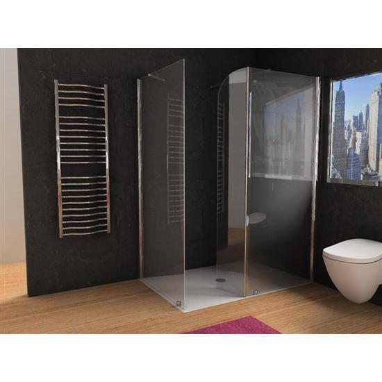 Pareti fisse per doccia bagno italiano - Pareti per bagno ...