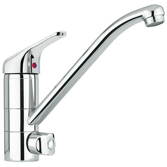 50 rubinetto cucina monocomando  con attacco lavastoviglie - Bagno Italiano