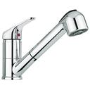 50 rubinetto cucina monocomando con doccia estraibile - Bagno Italiano