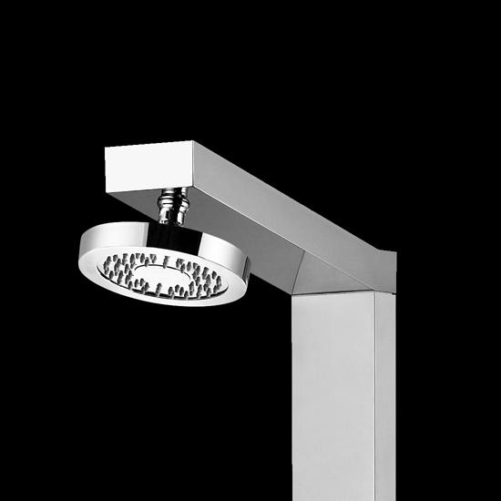 GEMMA PL1 PLUS pannello doccia miscelatore monocomando - Bagno Italiano