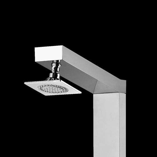 GEMMA Q1 PLUS pannello doccia miscelatore monocomando - Bagno Italiano
