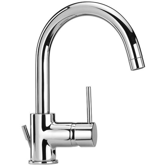 COX 78.250 rubinetto monocomando lavabo bocca tubo - Bagno Italiano