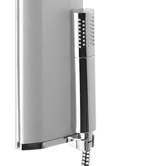 SFERA pannello doccia miscelatore termostatico - Bagno Italiano