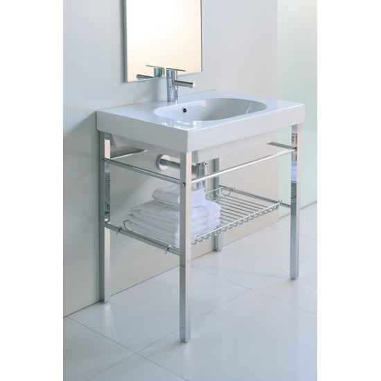 Tutto evo lavabo sospeso tp80 bagno italiano - Lavabo bagno sospeso offerta ...