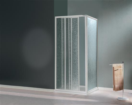Grand cayman porta scorrevole a tre ante bianco vetro - Porta scorrevole vetro offerta ...