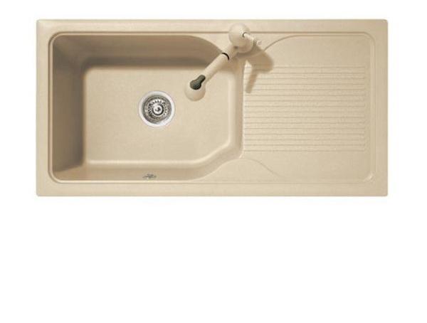 Vasca Da Bagno Harmony : Harmony lavello cucina ad una vasca più scolapiatti finitura