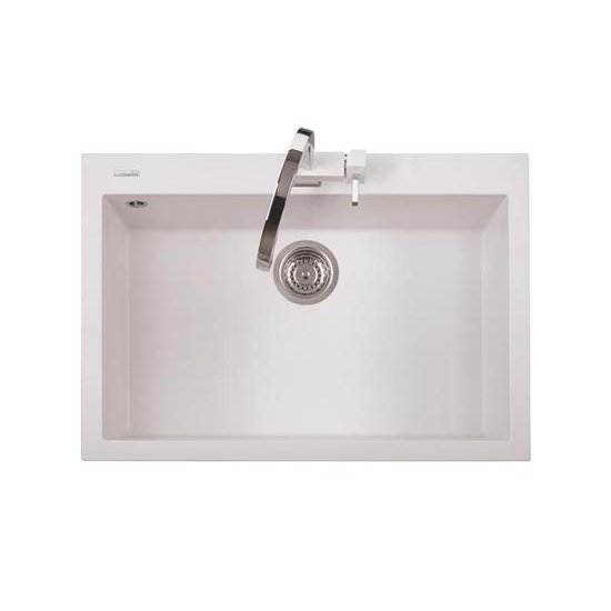Lavelli cucina a una vasca bagno italiano - Lavello cucina resina ...