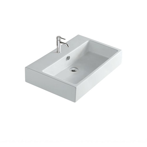 PLUS DESIGN lavabo 60x48 - Bagno Italiano