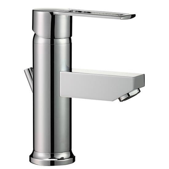 Shark miscelatore lavabo con scarico 1 pollice 1 4 cromo bagno italiano - Miscelatore lavabo bagno ...