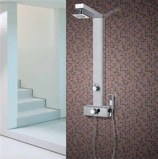 Pannelli doccia bagno italiano - Bagno termostatico ...