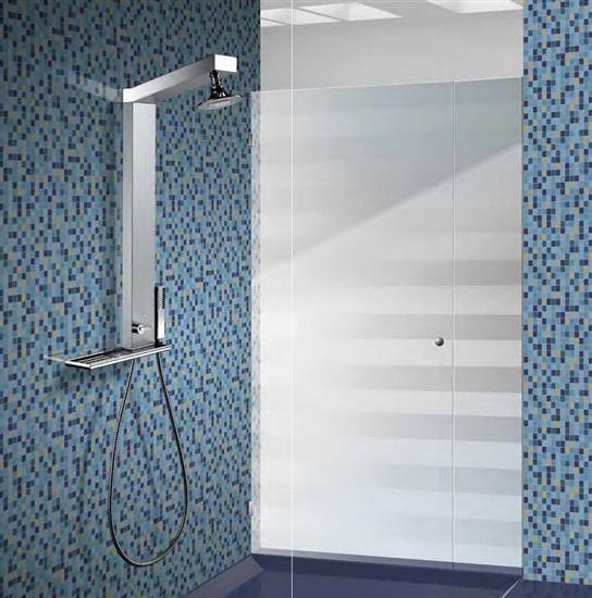GEMMA pannello doccia senza miscelatore - Bagno Italiano