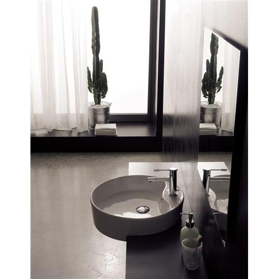 Geo d lavabo da semincasso bagno italiano - Lavabo bagno semincasso ...