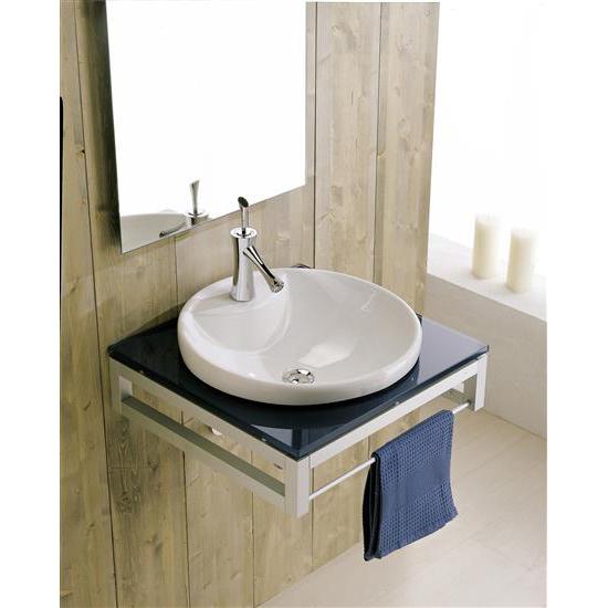 Rondo 39 lavabo da incasso bagno italiano - Lavabo da incasso bagno ...