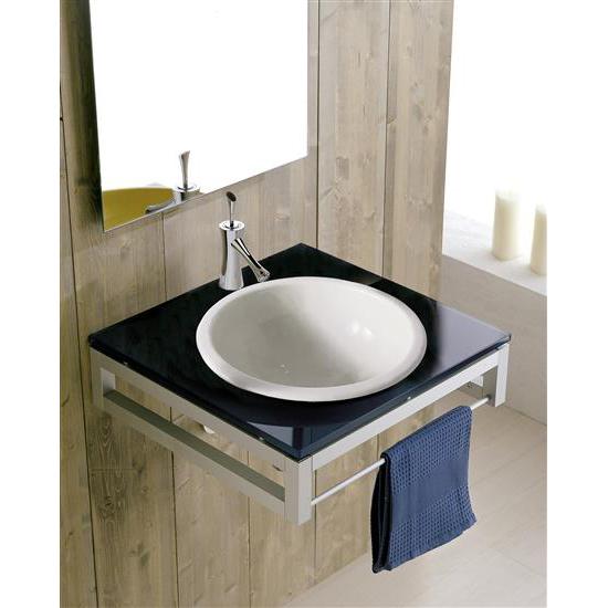 In out 30 lavabo da incasso bagno italiano - Lavabo bagno da incasso ...