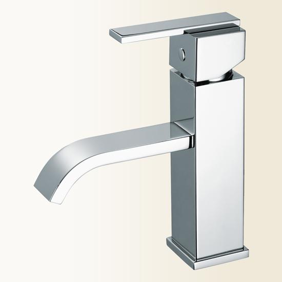 Klip miscelatore monocomando lavabo senza scarico finitura - Bagno senza scarico ...