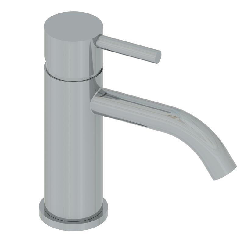 Minimal miscelatore lavabo in acciaio inox finitura - Miscelatore lavabo bagno ...
