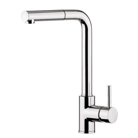 Hi tech rubinetto miscelatore lavello cucina bagno italiano - Miscelatore lavello cucina ...