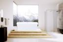 CUBE XS vasca da bagno freestanding - Bagno Italiano