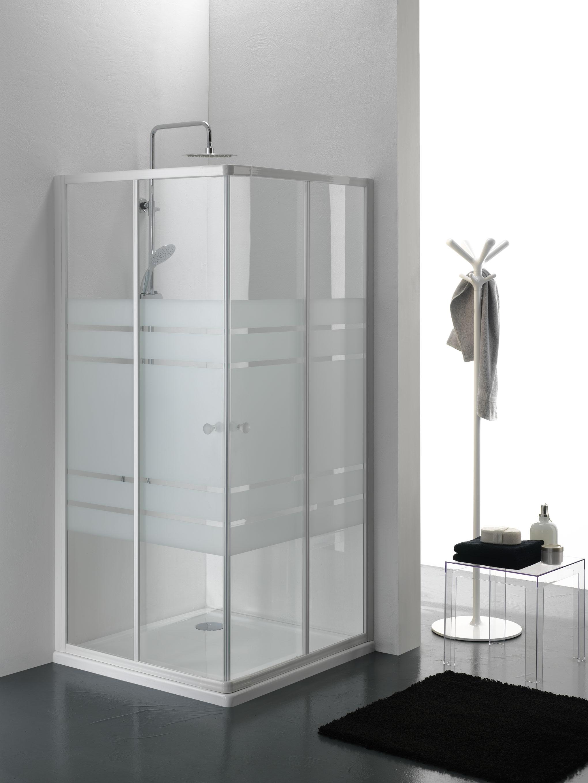 Box doccia angolari   bagno italiano
