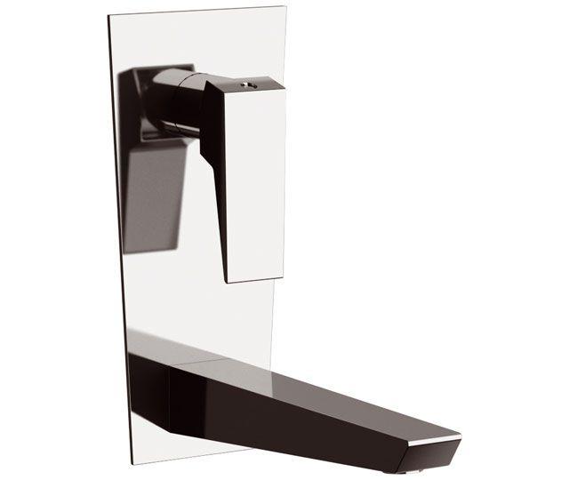 Speed monocomando lavabo da incasso finitura cromo bagno italiano - Lavabo bagno da incasso ...