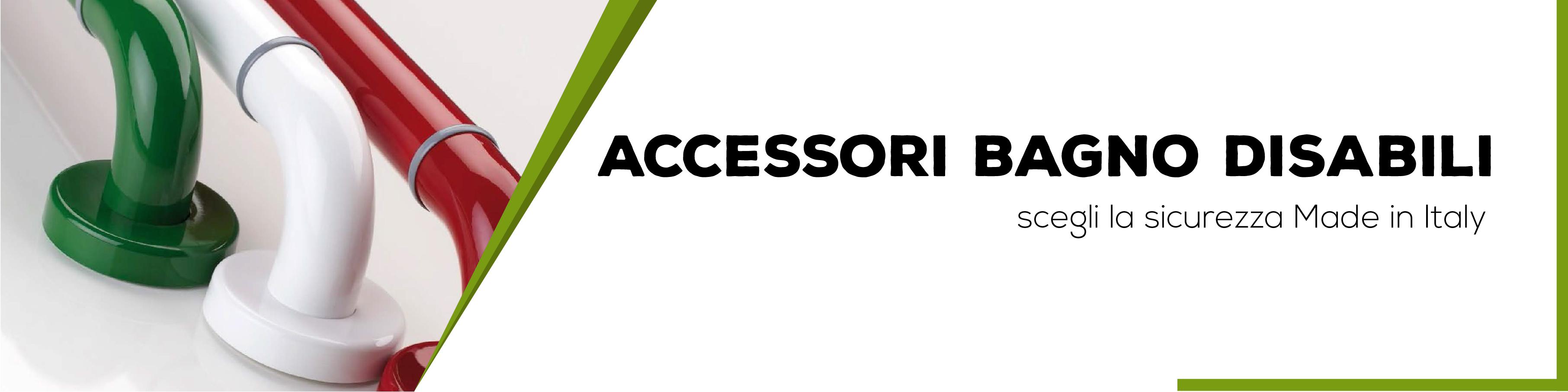 Accessori bagno disabili bagno italiano for Accessori bagno disabili