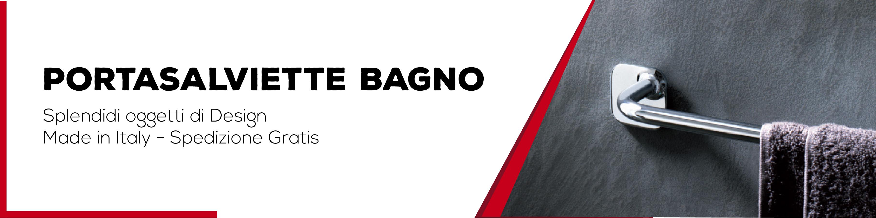 Portasalviette Bagno - Bagno Italiano