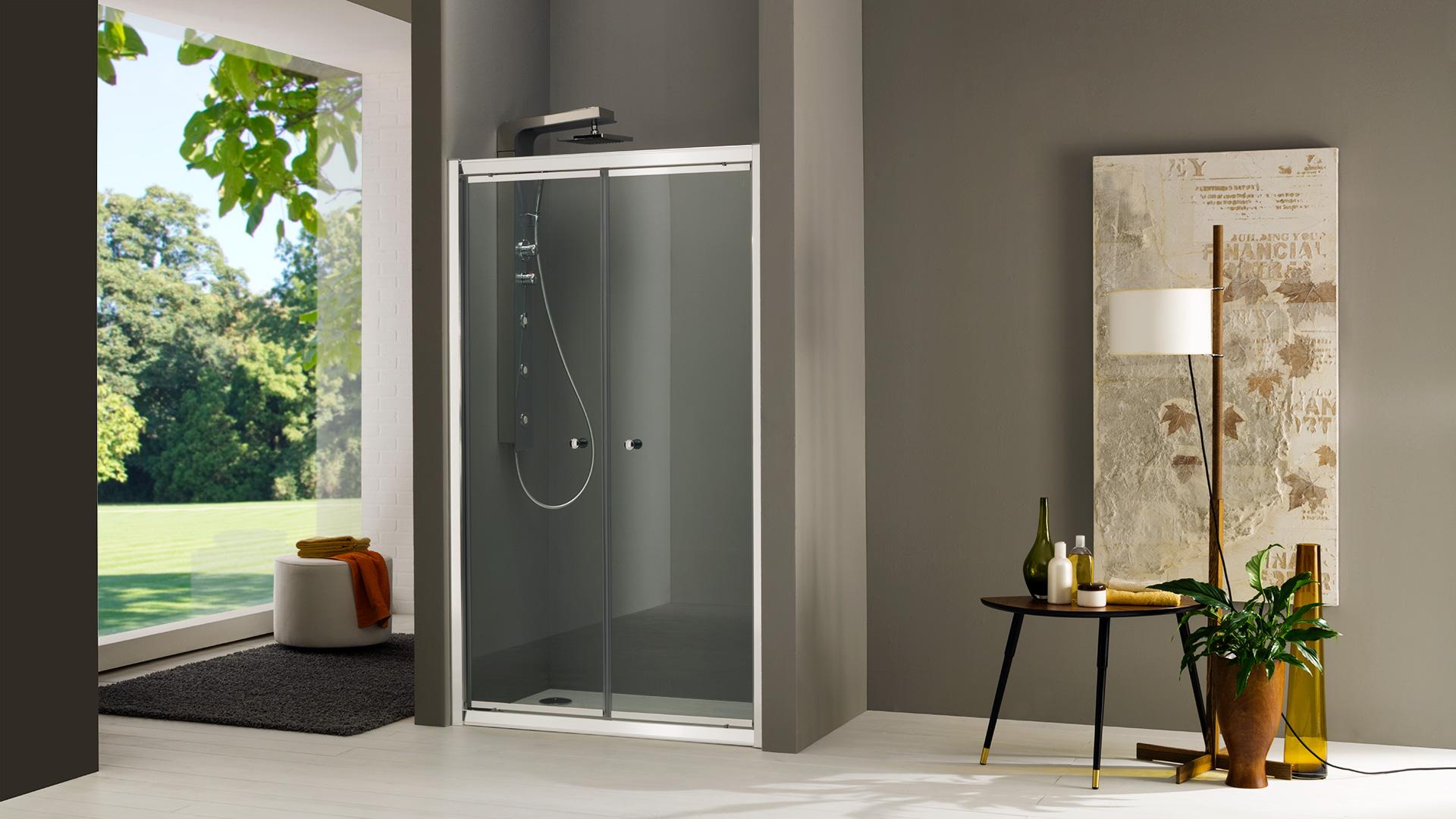 Porte doccia bagno italiano for Porte italiano