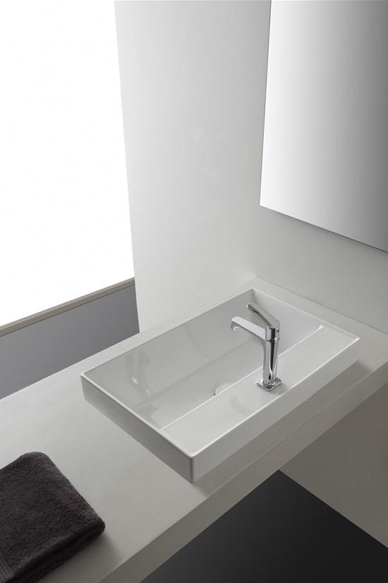 Teorema 2 0 45a lavabo da incasso bagno italiano - Lavabo bagno da incasso ...