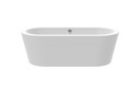 HOT vasca da bagno freestanding - Bagno Italiano