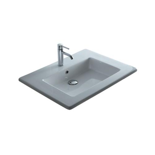 lavabo 86x51 - bagno italiano - Lavabo Bagno Da Incasso Prezzi