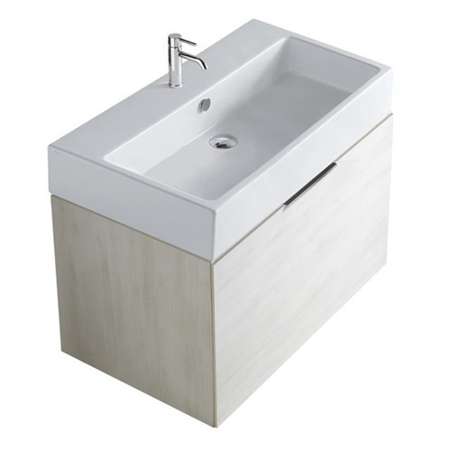 PLUS DESIGN mobile bagno sospeso 6131 - Bagno Italiano