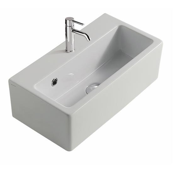PLUS DESIGN lavabo 50x27 - Bagno Italiano