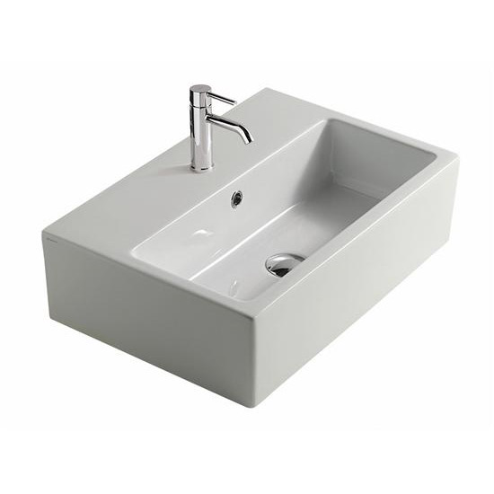 PLUS DESIGN lavabo 60x40 - Bagno Italiano