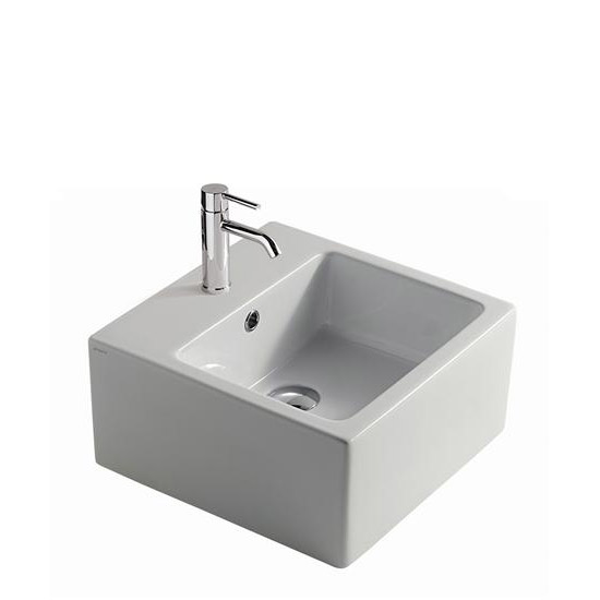 PLUS DESIGN lavabo 40x40 - Bagno Italiano