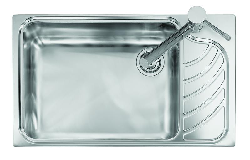 Lavelli Cucina in Acciaio Inox - Bagno Italiano