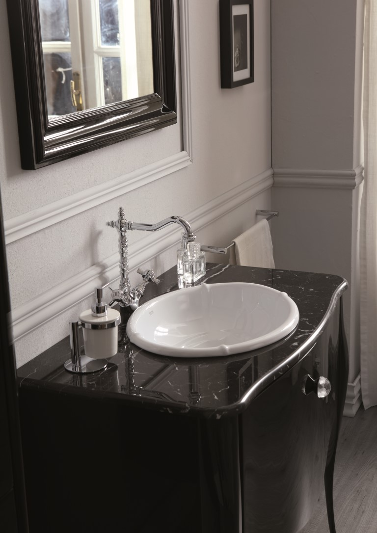 Mobile Bagno Lavandino Incasso impero lavabo incasso - bagno italiano