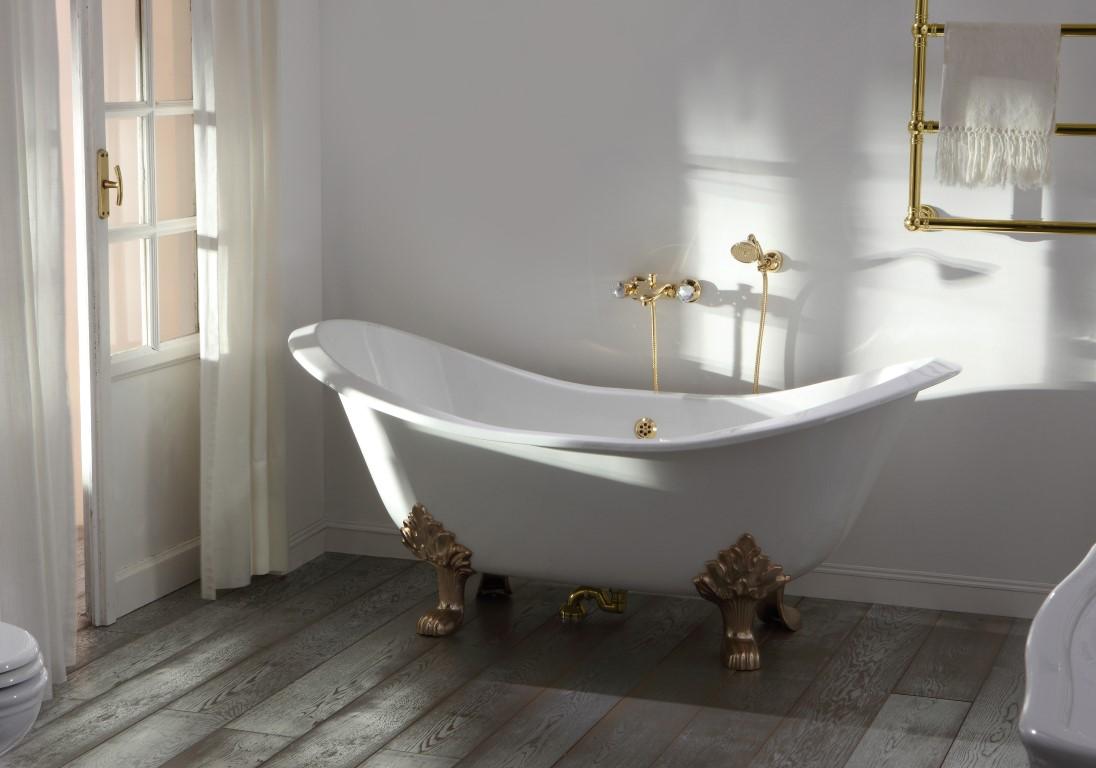 Vasca Da Bagno Ghisa : U ac vasca da bagno originale anno ghisa ristrutturata